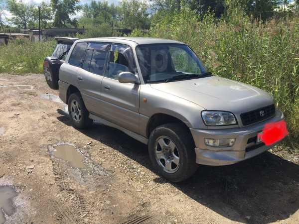 Toyota RAV4, 1999 год, 375 000 руб.