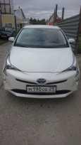 Toyota Prius, 2017 год, 1 929 000 руб.