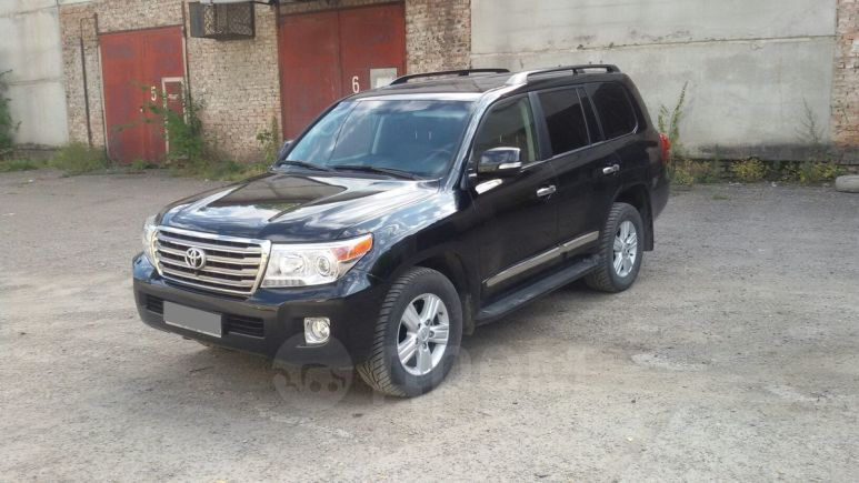 Toyota Land Cruiser, 2014 год, 2 950 000 руб.