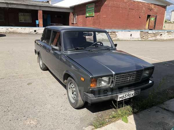Лада 2107, 2011 год, 135 000 руб.