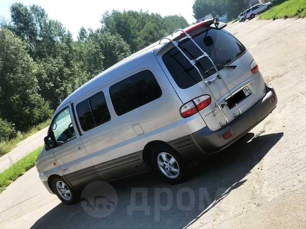 Hyundai Starex, 2007 год, 445 000 руб.