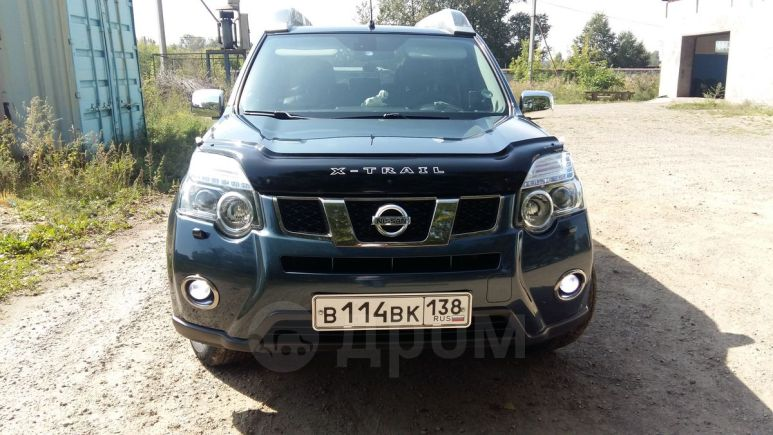 Nissan X-Trail, 2011 год, 890 000 руб.
