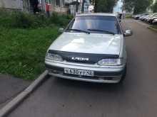 Кемерово 2115 Самара 2004