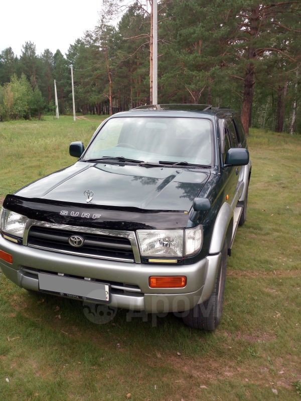 Toyota Hilux Surf, 1997 год, 587 000 руб.