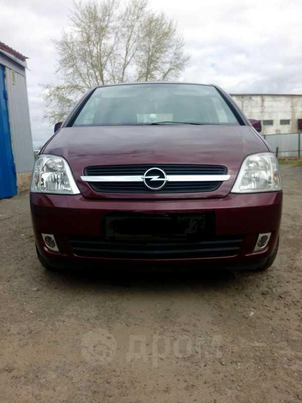 Opel Meriva, 2004 год, 255 000 руб.