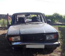 Краснозёрское 2107 2008