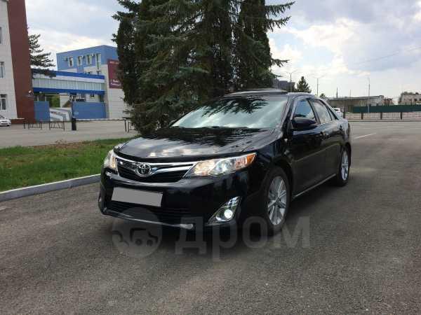 Toyota Camry, 2012 год, 1 055 000 руб.