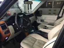 Первоуральск Range Rover 2005