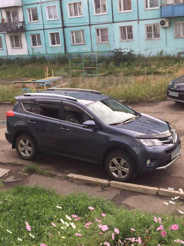 Toyota RAV4, 2014 год, 1 390 000 руб.
