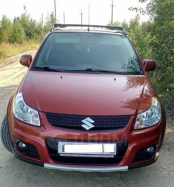 Suzuki SX4, 2012 год, 485 000 руб.