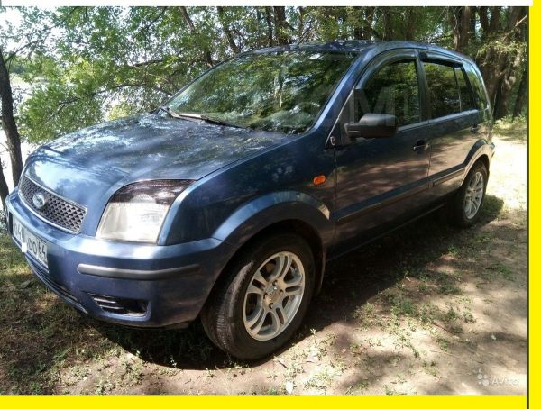 Ford Fusion, 2004 год, 216 000 руб.