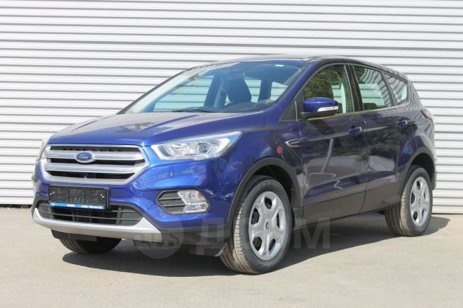 Ford Kuga, 2018 год, 1 538 000 руб.