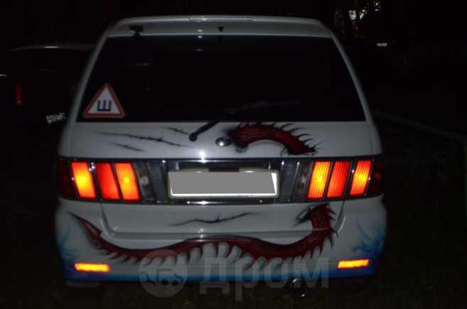 Nissan Bassara, 2001 год, 270 000 руб.