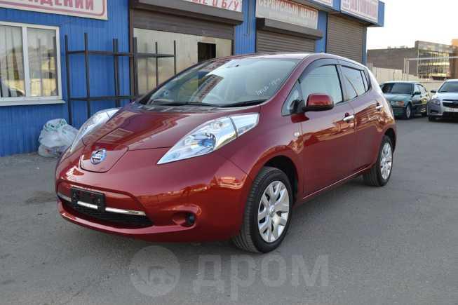 Nissan Leaf, 2013 год, 580 000 руб.