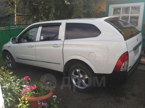 SsangYong Actyon Sports, 2009 год, 520 000 руб.