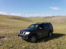 Усолье-Сибирское Pathfinder 2011