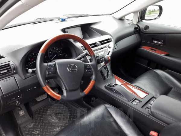 Lexus RX350, 2011 год, 1 590 000 руб.