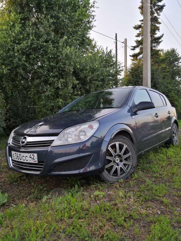 Opel Astra, 2007 год, 249 000 руб.