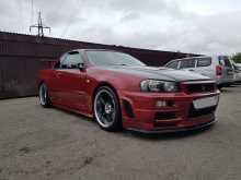 Владивосток Skyline GT-R 1999