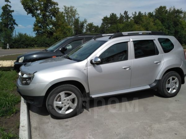 Renault Duster, 2012 год, 655 000 руб.