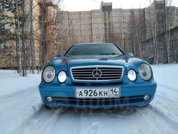Mercedes-Benz CLK-Class, 2000 год, 370 000 руб.