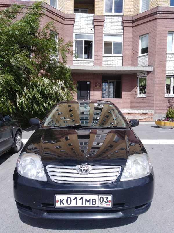 Toyota Corolla Fielder, 2003 год, 350 000 руб.