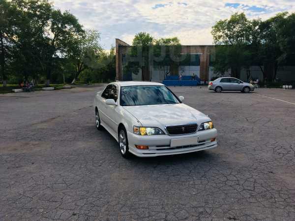 Toyota Cresta, 1999 год, 440 000 руб.