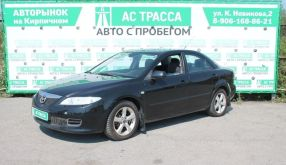 Волгоград Mazda6 2007