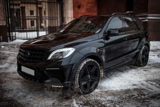 Mercedes-Benz M-Class, 2012 год, 3 500 000 руб.