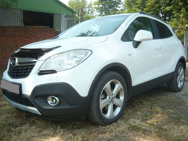 Opel Mokka, 2012 год, 690 000 руб.