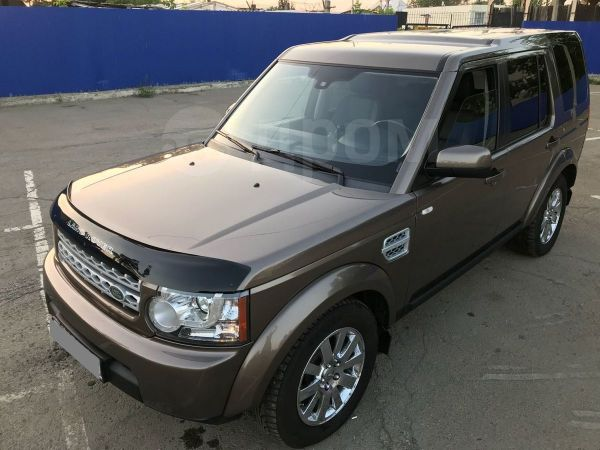 Land Rover Discovery, 2013 год, 1 670 000 руб.