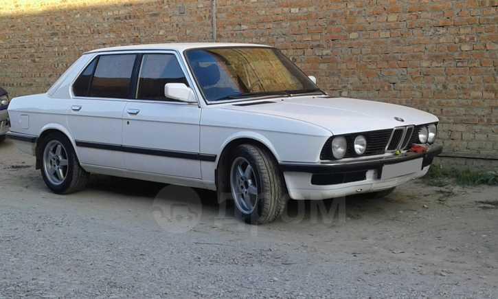 BMW 5-Series, 1983 год, 220 000 руб.