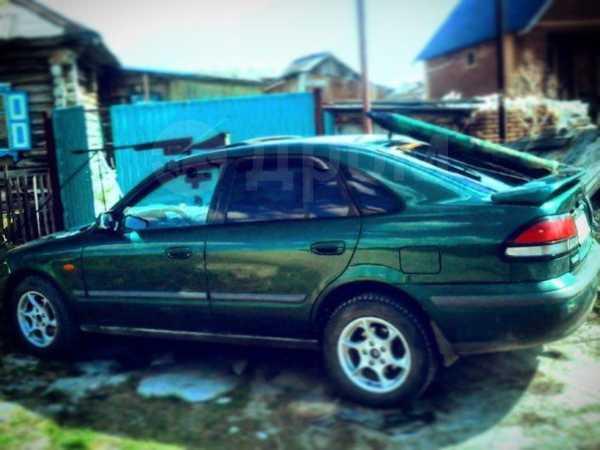 Mazda 626, 1998 год, 165 000 руб.