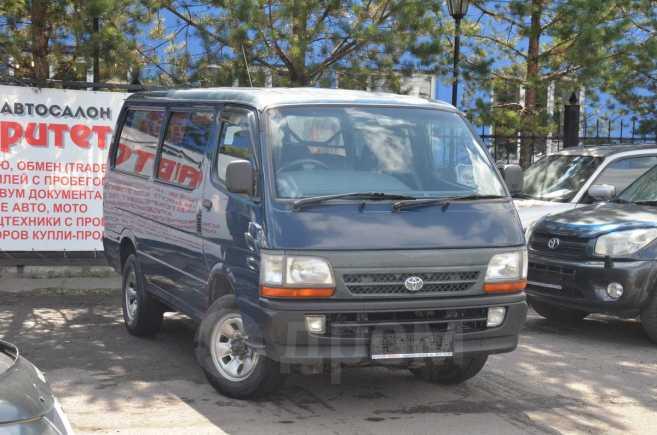 Toyota Hiace, 2003 год, 500 000 руб.