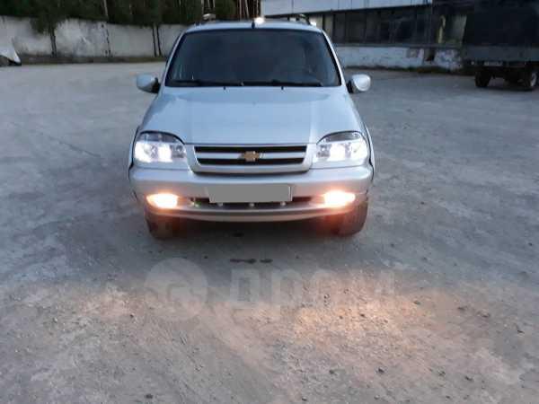 Chevrolet Niva, 2003 год, 170 000 руб.