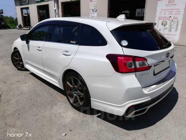 Subaru Levorg, 2015 год, 1 029 000 руб.