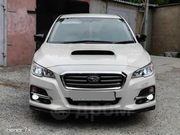 Subaru Levorg, 2015 год, 1 329 000 руб.