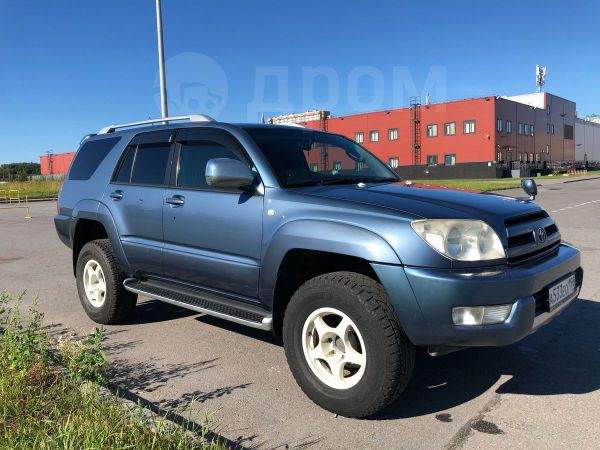 Toyota Hilux Surf, 2003 год, 820 000 руб.