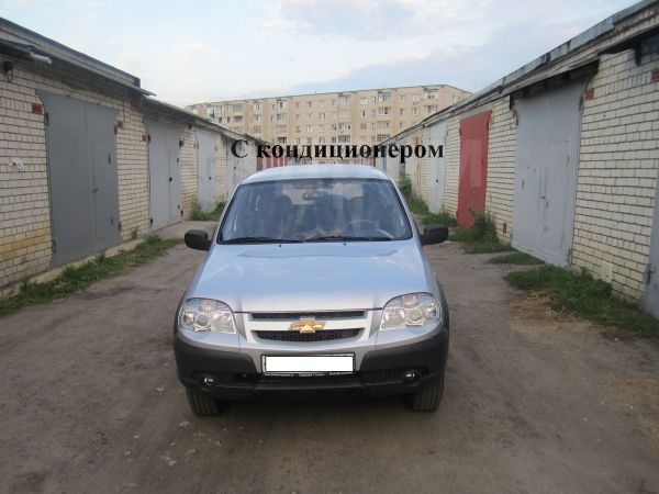Chevrolet Niva, 2011 год, 333 000 руб.