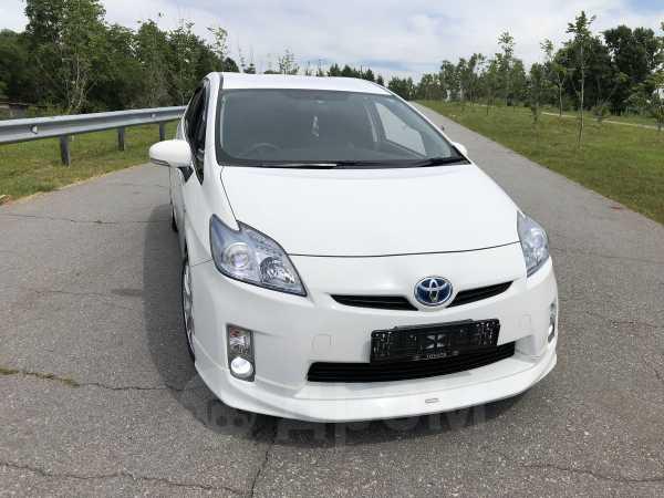 Toyota Prius, 2011 год, 798 000 руб.