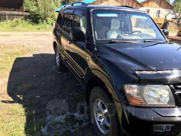 Mitsubishi Montero, 2001 год, 470 000 руб.