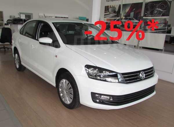 Volkswagen Polo, 2018 год, 591 660 руб.