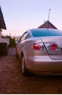 Абакан Mazda6 2004