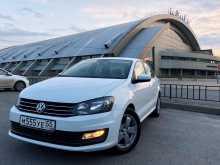 Volkswagen Polo, 2017 г., Омск