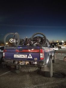 Чита Nissan Datsun 1997