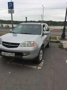 Омск MDX 2001
