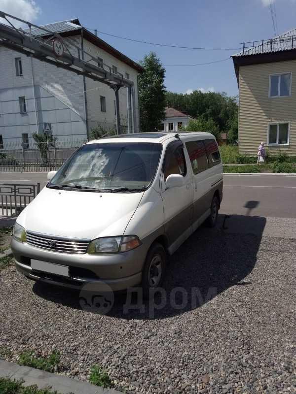 Toyota Granvia, 1998 год, 550 000 руб.