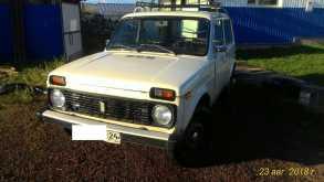 Идринское 4x4 2121 Нива 1985
