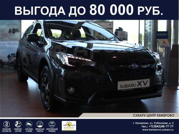 Subaru XV, 2018 год, 1 870 650 руб.