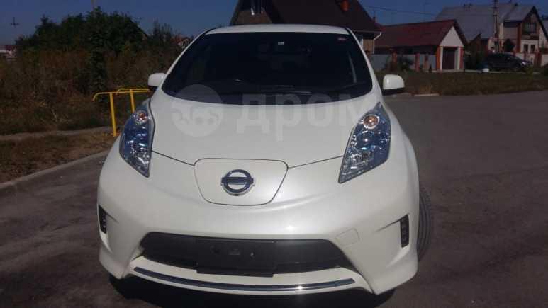 Nissan Leaf, 2014 год, 1 050 000 руб.